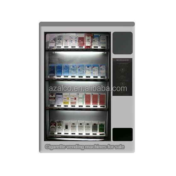 vending machine packages