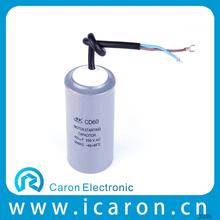 cbb61 1.5uf capacitor ac capacitor high voltage components mkt start capacitor