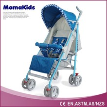 reversible handle travel system baby adult stroller