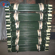 Cheap Galvanized Used Steel Fence T Post for sale (Factory)