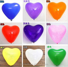 """Love heart 12"""" balloons Marriage room decoration"""