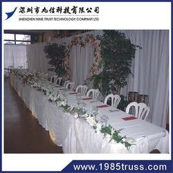 diy pipe and drape wedding drapery s hooks for pipe and drape
