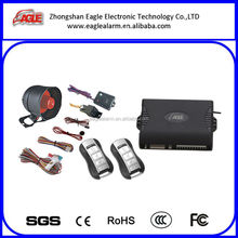 Rolling code hopping code one way car alarm wholesale oem code alarm for European countries