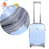 China easy carry on luggage suitcase for traveling/school