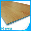 Wood like shape sports floor for basketball court