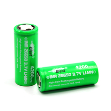 Efest Green 26650 4200mAh 50Amps/ 20Amps high quality battery IMR 3.7V rechargeable battery from Efest wholesale
