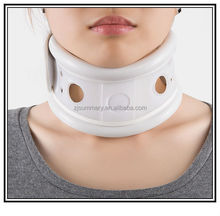 2014Hot sale heated cervical collar with support