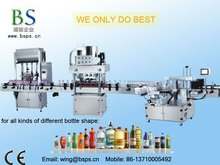 automtic chemical liquid filling machine