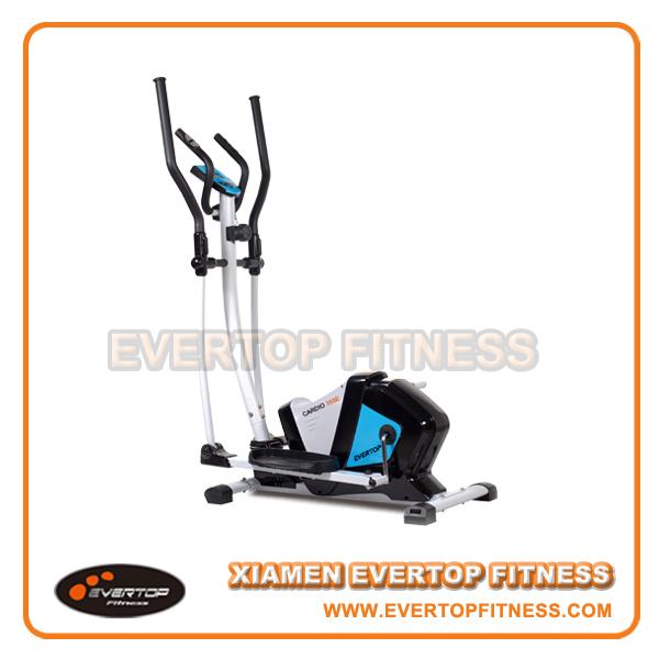 Fashion Magnetic 2 In 1 Elliptical Trainer Upright Bike