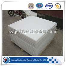 Hdpe sheet with best price and good performance for sport and amusement industry/skating rink floor hockey