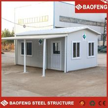fashionable design portable building 2 storey low cost prefabricated house plans