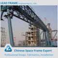 alta qualidade de luz space frame steel cavalete