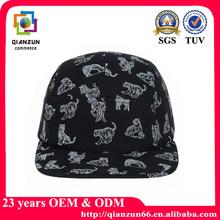 Plain 5 panel cap/wholesale 5 panel hat / high quality 5 panel cap custom 5 panel cap