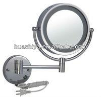 HSY-2088 bathroom lights over lighted wall mirror