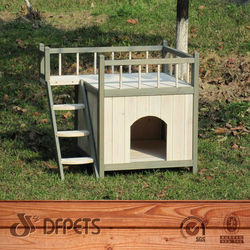 Luxury Dog Kennel With Stair DFD3008