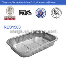 smoothwall foil tray