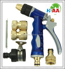 2015 china special custom cnc machined parts high pressure garden hose spray nozzle from manufacturer