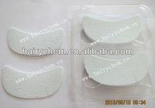 New Arrive! Cheap Eyelash extension lint free gel eye pach, 10 pairs/bag