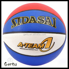 Official Competiton Laminated Basketball with Good Hand touch