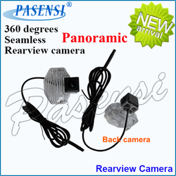 Hot Sale! car rearview camera kit vw rearview camera Four-way Video