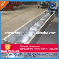 Good performance efficient screw conveyor for grain