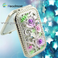 mirror image replica handbags High-end LED lighting MP3 bluetooth bathroom mirror for villa
