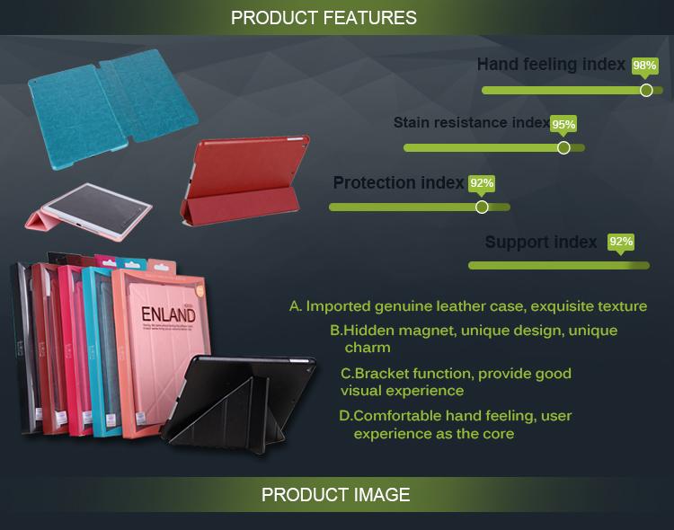 Universal Flip Case Anti-Slip Desk Phone Accessories For Iphone 5