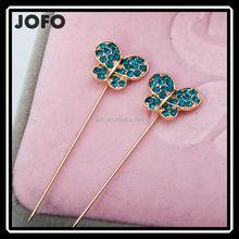2015 Wholesale Muslim Hijab Pins Cheap Arabic Muslim Crystal Scarf Brooch PDJ0032