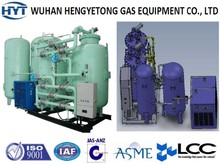 PSA NITROGEN GENERATOR TO to create anoxic conditions