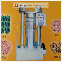 Competitive price and stable performance cocoa bean hydraulic oil press machine