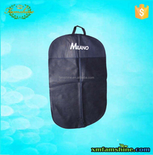 recycle wholesale non woven garment bag for suit
