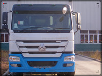 china HOWO truck for rent