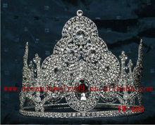 trending custome crystal crown ornaments