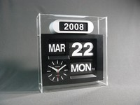 retro flip wall clock / retro flip down clock