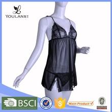 black manufacturer hot best price ladies night sexy wears