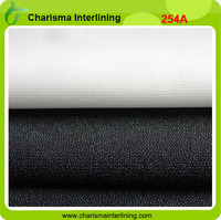Direct factory supply 40D Woven Tricot Knitted Interlining