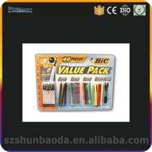 Most popular blister card packaging for pens