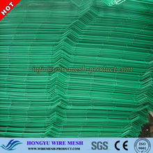 stainless steel wire mesh fence/dog run fence panels/portable fence