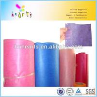 decorative organza fabric veil flower wrapp fabric roll