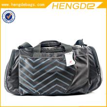Waterproof Durable Nylon Travel Bag Duffel Bag Grey Color