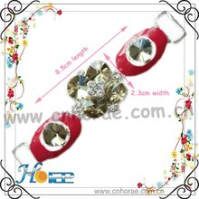 2012 Fancy rhinestone chain for ladies shoes garniture