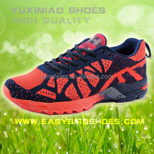 new model brand running shoes sneakers for male, men fly fabric sport shoes running good quality