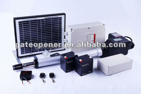 Ce Approved Solar Automatic Swing Gate Motor Buy Swing Gate Motor Auto Swing Gate Motor Solar