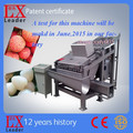 Tianyu 1 - 3 t / h Litchi máquina de polpa Skype : xxty005