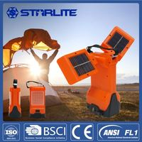STARLITE 3528 SMD LED*32 solar power available 4 colors usb mobile charge led emergency lantern