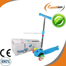 Wholesale kids children Mini Micro scooter, three-wheel kick scooter, two front wheels kid scooter