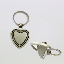 new designs different heart shaped fancy quality key chains
