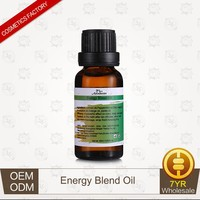 OEM/ODM Supply Energy Blend Massage Essential Oil 20ml Therapeutic Grade