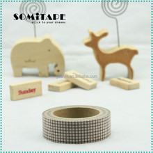 Kids party supplies adhesive tape/decoration paper tape for DIY/Somitape
