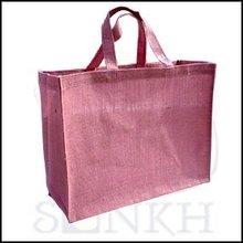 Customized Jute shopping bags